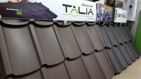 Pokrycia dachowe - Blachy modułowa